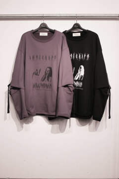 「予約商品」SCREAM TOE SWEAT