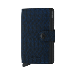 『SECRID』 Miniwallet Dash Navy