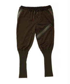 JIP-P LEG WARMER TROUSERS c/#2 KHAKI